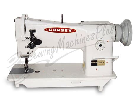 Industrial Sewing Machines For Upholstery by Consew 206rb 5 Walking Foot Upholstery Machine W Table Motor
