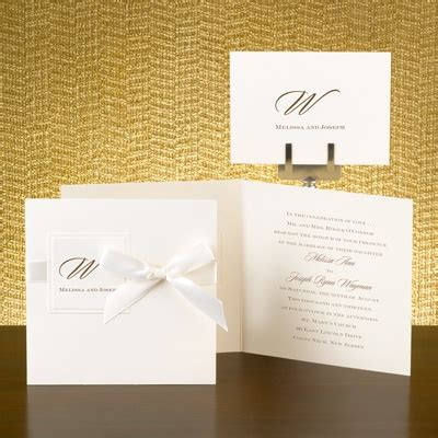 bed bath and beyond wedding invitations bed bath and beyond now offers wedding invitations an