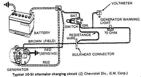 how to wire a battery isolator with a three wire