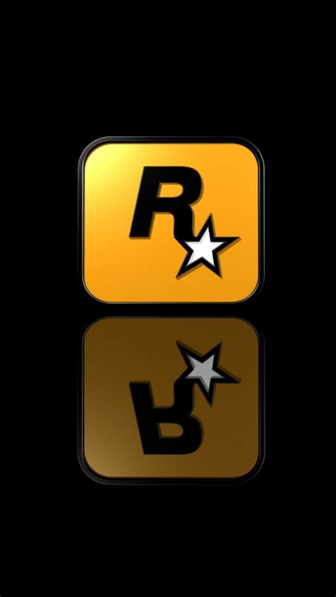 rockstar mobile rockstar logo 1080x1920 iphone mobile photos