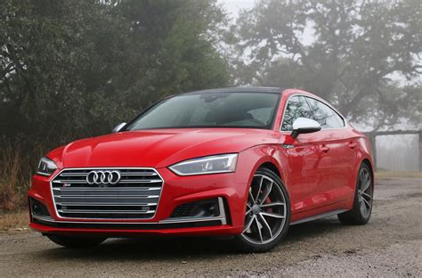 S5 Audi Sportback by 2018 Audi S5 Sportback Test Drive Review