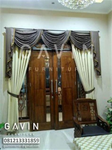 Gorden Pintu Biasa dugdix model gorden pintu