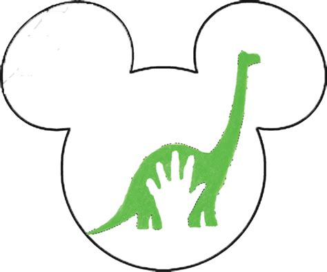 pin the on the dinosaur template pin the on the dinosaur template choice image