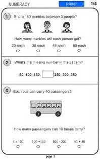 16 best images of math worksheets 7 year old 5 year old