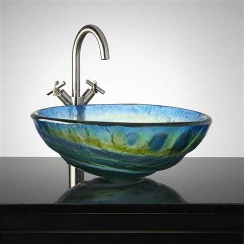 Kitchen Sink Vessel 25 Best Bathroom Vessel Sink Images On Glass