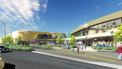 Two Floor Plans by Perth Embarks On New Era Of Shopping Centre Expansion