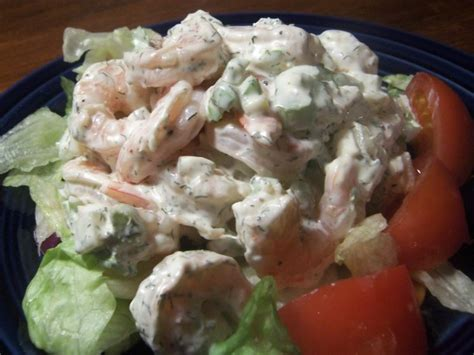 ina garten salad ina gartens shrimp salad barefoot contessa recipe food com
