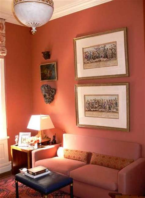 terracotta living room terracotta orange colors and matching interior design color schemes