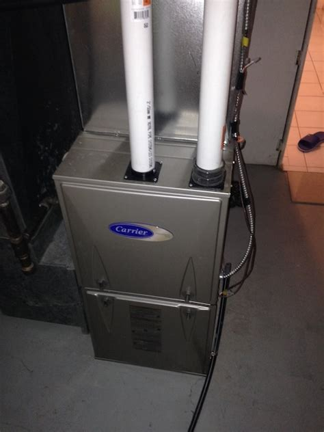 constant comfort heating and cooling new furnace installation constant home comfort furnace