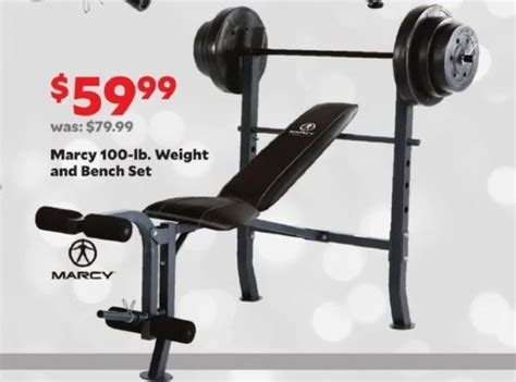 weight bench black friday sale academy sports outdoors black friday marcy 100 lb