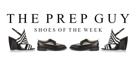 Shoe Of The Week by Shoes Of The Week Thom Browne Hardy The Prep