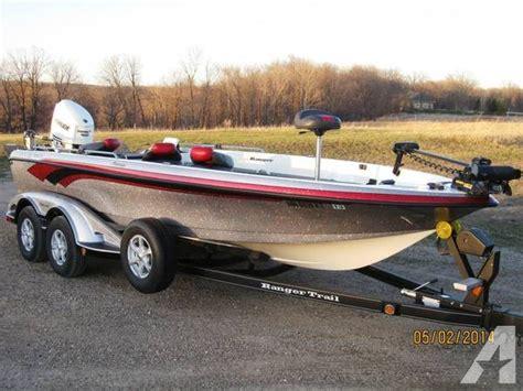 ranger boats for sale mn 620t ranger boat for sale in underwood minnesota