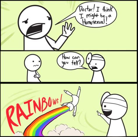 Rainbow Face Meme - image gallery rainbow meme