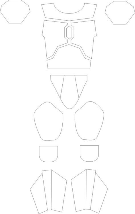 the gallery for gt mandalorian armor template the gallery for gt mandalorian armor template