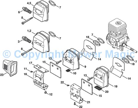 stihl fs 81 parts diagram stihl fs 81 parts diagram wiring diagram and fuse box