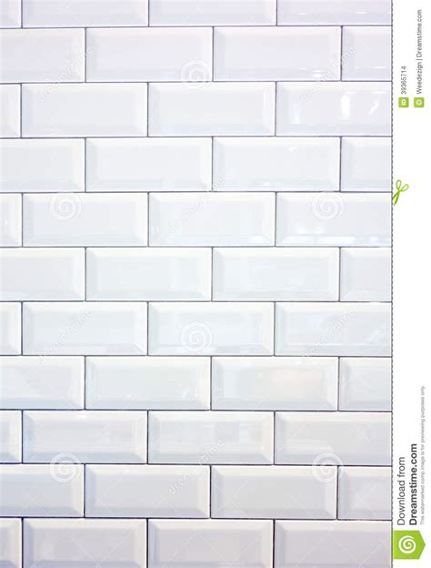 white ceramic tile wall stock photo image 39365714