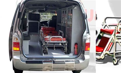 Kia Pregio Interior Karoseri Mobil Ambulance Kia Pregio Mobil Ambulance