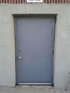 Exterior Steel Doors And Frames Doors
