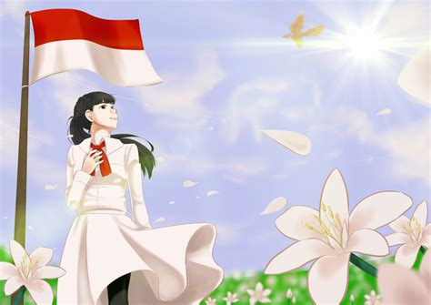 hari kemerdekaan indonesia hari kemerdekaan indonesia by mikapikaloopy on deviantart