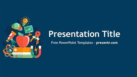 physics powerpoint template preview prezentr