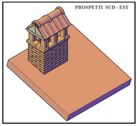 camini tetto come costruire un bel camino sul tetto