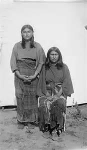 Barnes Family Tree Comanche Women 1892 Native Americans Pinterest