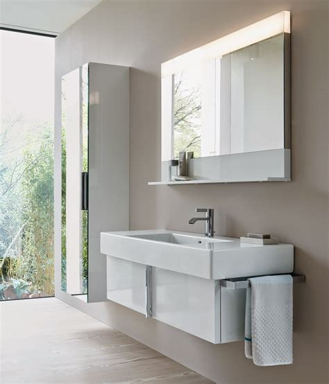 The Vero Collection By Duravit Soak In Style Soak In Style Duravit Bathroom Furniture