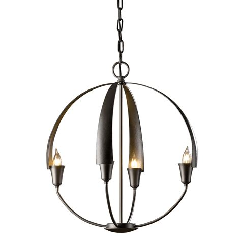 Hubbardton Forge Chandeliers Cirque Chandelier By Hubbardton Forge 104201 07 No