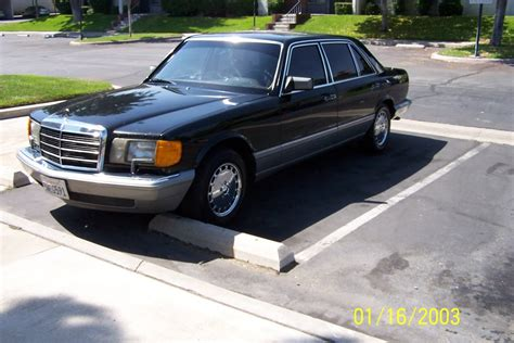 how does cars work 1986 mercedes benz s class auto manual bimmerfreak187 s 1986 mercedes benz s class in upland ca