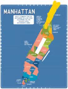 zip codes manhattan new york map