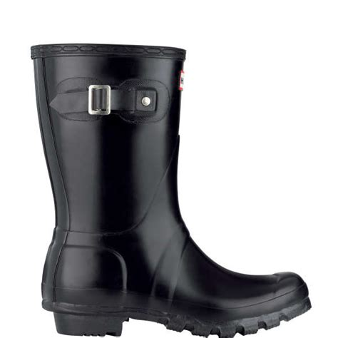mens black leather wellington boots mens original wellington boots black in black
