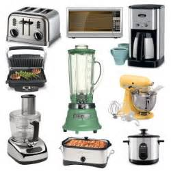 Kitchen with efficient small appliances handy tools and smart habits