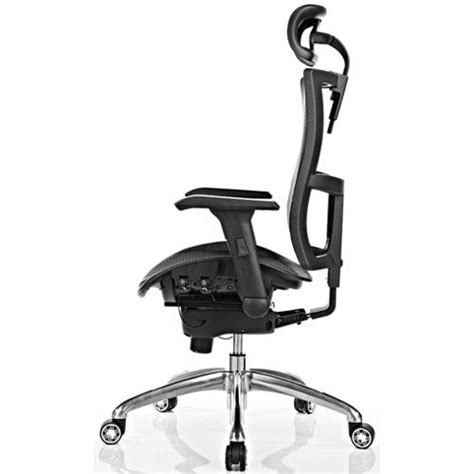 Fully Adjustable Office Chair by Zodiac Mesh Fully Adjustable Office Chair With Headrest Office Furniture Store Office