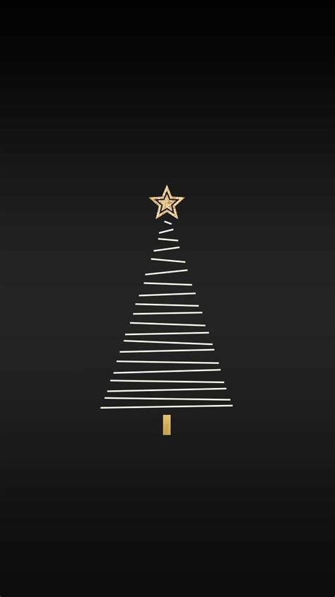 christmas tree vector iphone 6s wallpaper iphone