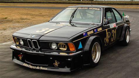 bmw classic remember the classic jps bmw 635 csi race car drive