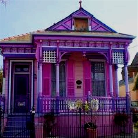 Another Purple House I Love This Purple Houses Pinterest