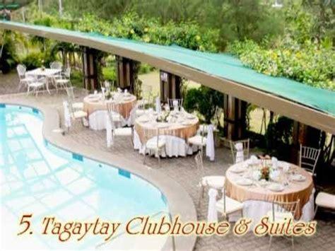 Tagaytay Weddings   Top 5 Tagaytay Wedding Venues   YouTube
