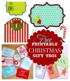 template for tags for gifts free printable gift tag templates