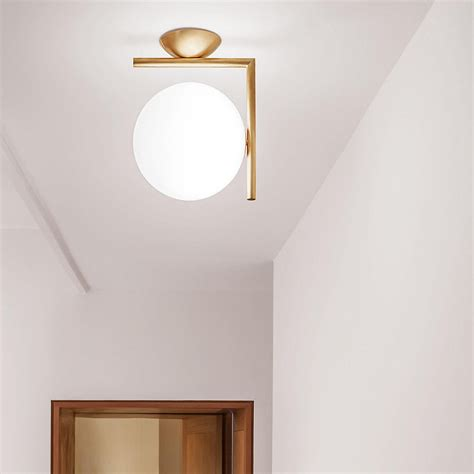 Flush Mount Lighting Ideas 3 Ways To Use Flushmounts At Flos Ceiling Light