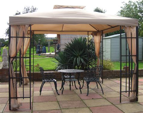 gazebo outdoor outdoor metal gazebo design babytimeexpo furniture
