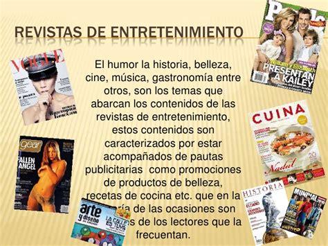 imagenes de revistas informativas historia de la revista