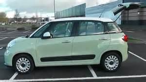 Fiat 500l Green Fiat 500l Wp13bto Newport Wessex Garages