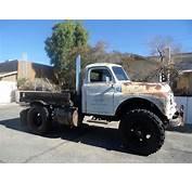 1949 Dodge Truck With Cummins Diesel – Engine Swap Depot