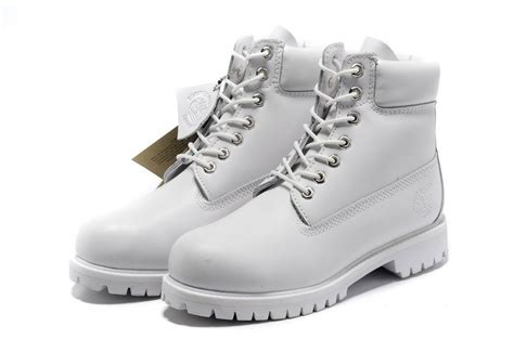 all white timberlands boots timberland mens 6 inch premium waterproof boots all white