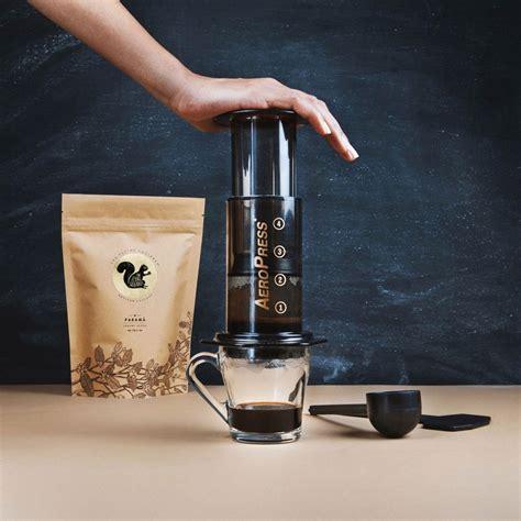 Aerobie Aeropress Espresso Maker 1 4 Cup Non Tote Bag Series aerobie aeropress coffee maker brewing equipment