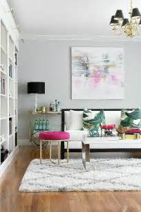 decor home ideas metallic grey and pink 27 trendy home decor ideas digsdigs