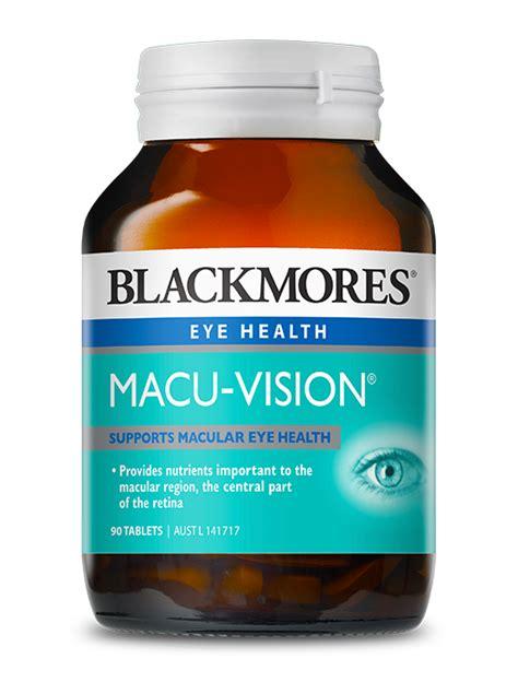 Murah Blackmores Macu Vision 150 Tablets blackmores macu vision blackmores
