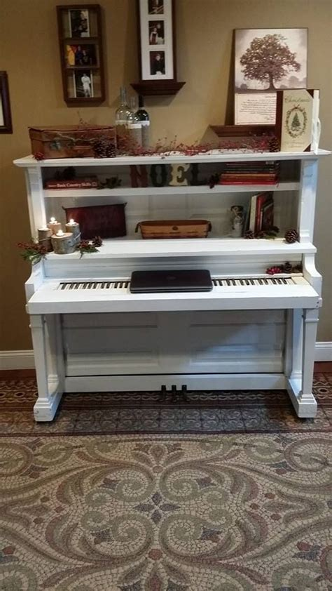 repurposed desk 17 best images about piano furniture on