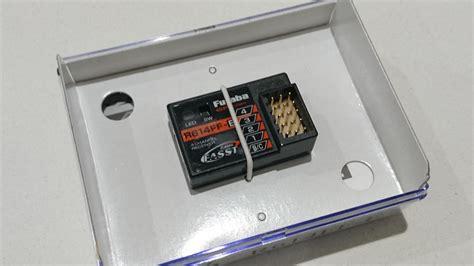 Futaba R614ff E 2 4ghz Fasst 4 Channel Receiver futaba r614ff e 2 4ghz fasst receiver for 4pk 4pks 4pksr r c tech forums