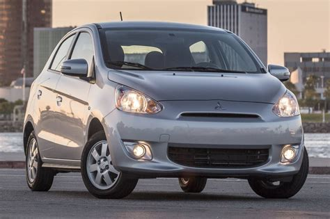 mitsubishi mirage hatchback 2015 used 2015 mitsubishi mirage for sale pricing features
